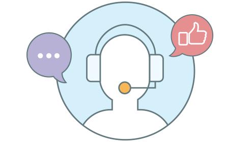 Abiento - Le service client externalisé qui améliore votre joignabilité téléphone, mail, réseaux sociaux, chat et messaging